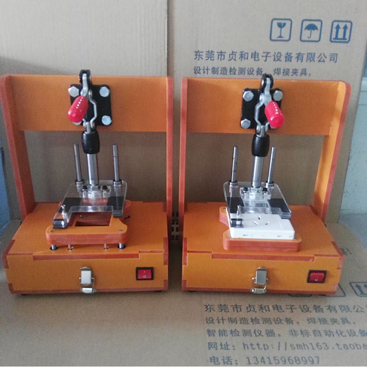 PCB/PCBA Test Stand Smart Switch Test Fixture PCB Testing Jig Test Frame Customizable
