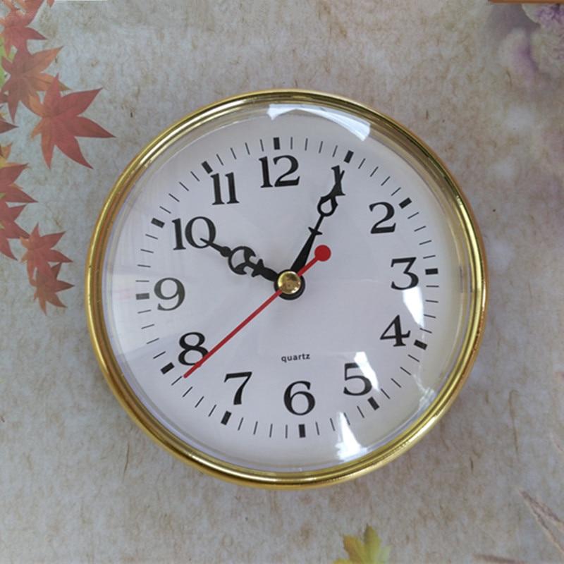 5PCS 110mm Insert Clock Clock Head DIY Desk Built   in Clock Quartz Clock Mechanism-in Clock Parts & Accessories from Home & Garden    1
