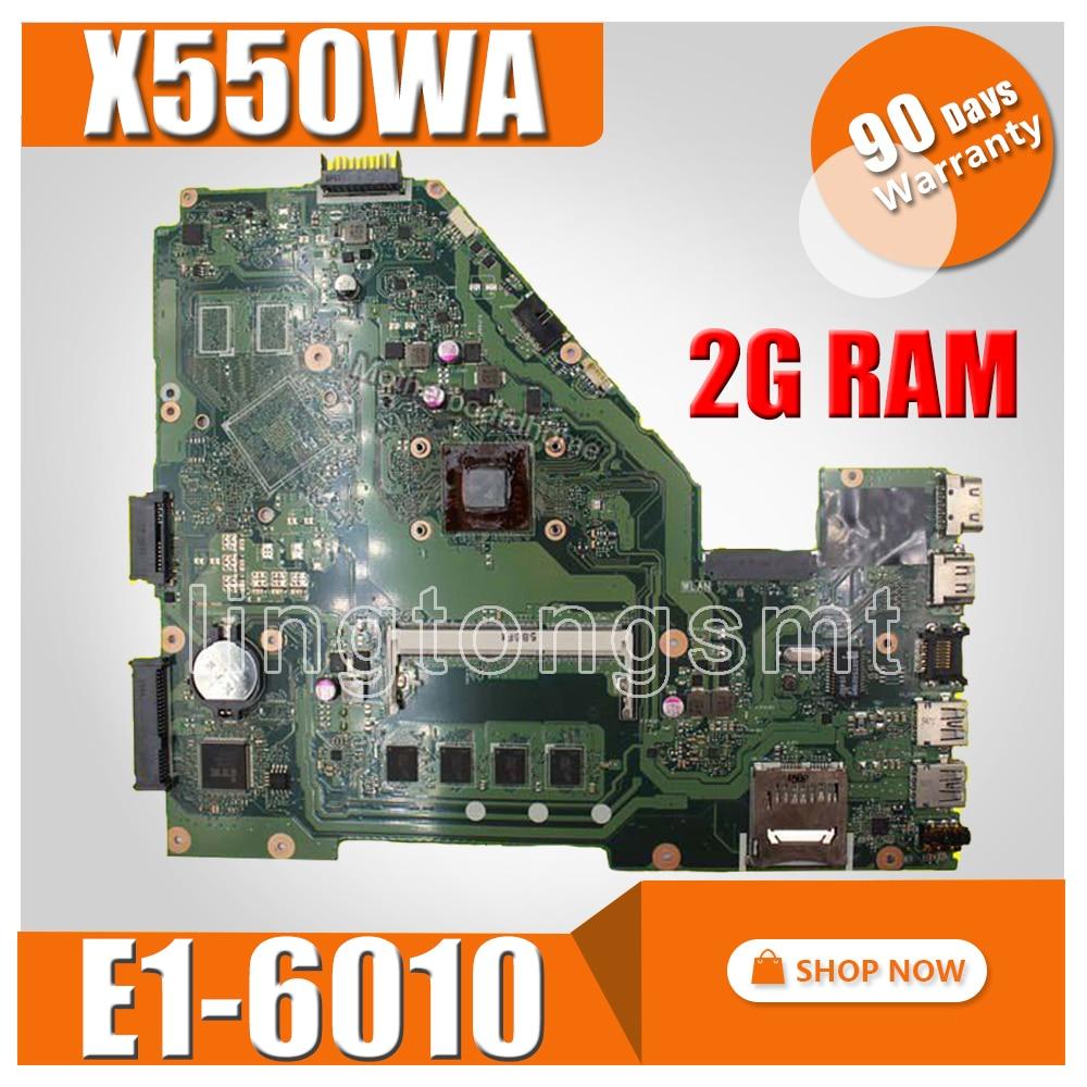ASUS X550WE (E1-2100) 64x