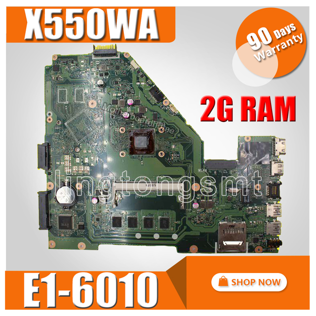 ASUS X550WAK (E1-6010) AMD CHIPSET DRIVER DOWNLOAD