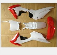 2014 CRF110 RED/WHITE Plastic PARTS  FOR HONDA MOTO motorcycle dird pit bike CRF 110