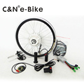 Free shipping! 350w high speed electric bike conversion kit for mini bikes