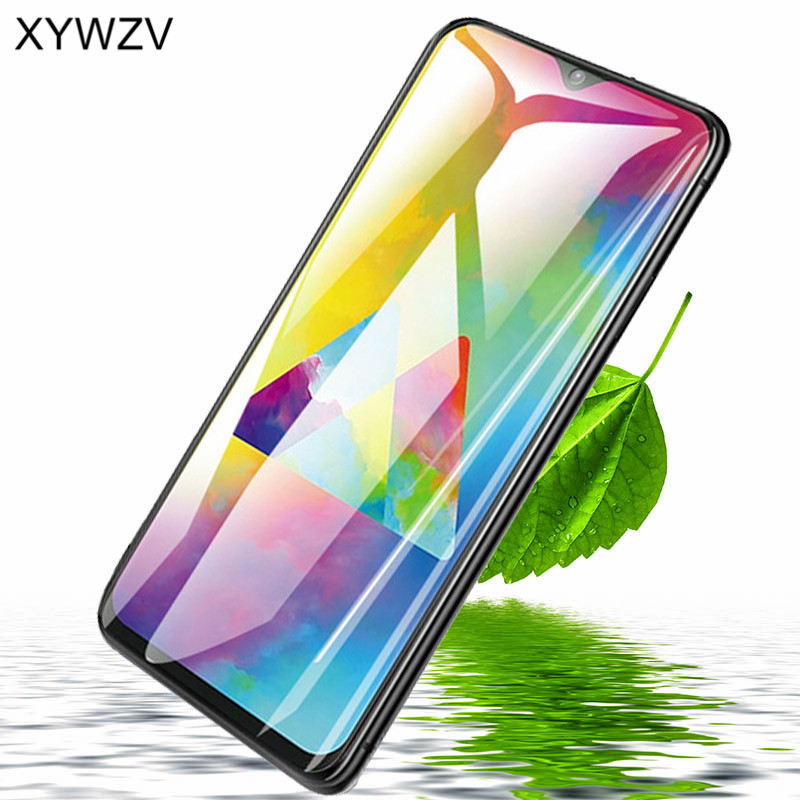 5D Full Glue Glass For Samsung Galaxy M20 Screen Protector Tempered Film
