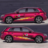 TAIYAO car styling sport car sticker For Audi Q5 SQ5 car accessories and decals auto sticker