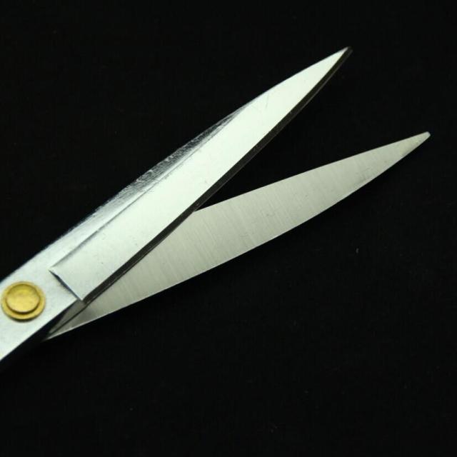 forbici sartoriali tradizionali di alta qualità in acciaio al - Utensili manuali - Fotografia 5