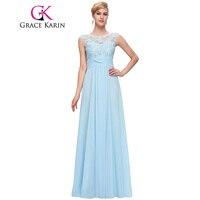 Grace karin elegant long prom dress avondjurk abendkleider 2017 appliques evening gown robe de soiree longue.jpg 200x200