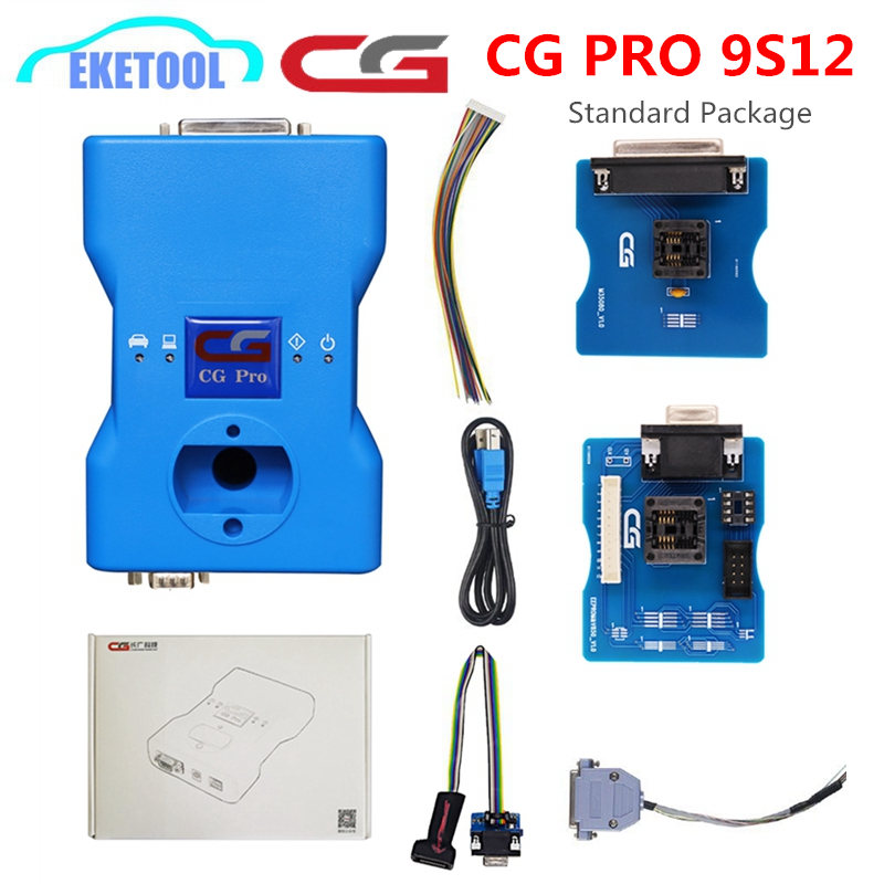 CGDI CG Pro 9S12 Key Programmer Complements the CG 100 Function CG100 Next Generation For BMW