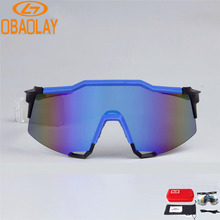 New OBAOLAY TR90 Frame Bicycle Cycling Glasses Outdoor Bike Sunglasses MTB Road Bike Ciclismo oculos Men Women Cycling Eyewear