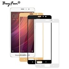 Xiaomi mi 4 s 5 s Plus mi5c mi6 Glass Full Cover Tempered Glass For Xiomi Xaomi Redmi Note 3 4 X pro 9 H Screen Protective Film