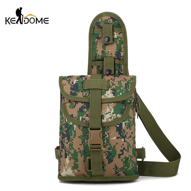 Amry Motorcycle Riding Chest Bag Tactical Waist Packets Outdoor Sport Running Military Shoulder Bags For Climbing Hiking XA491WD sa212 saddle bag motorcycle side bag helmet bag free shippingkorea japan e ems