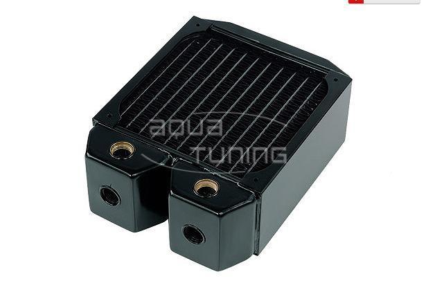Cold row full copper radiator Alphacool NexXxoS UT60 Full Copper 120mm