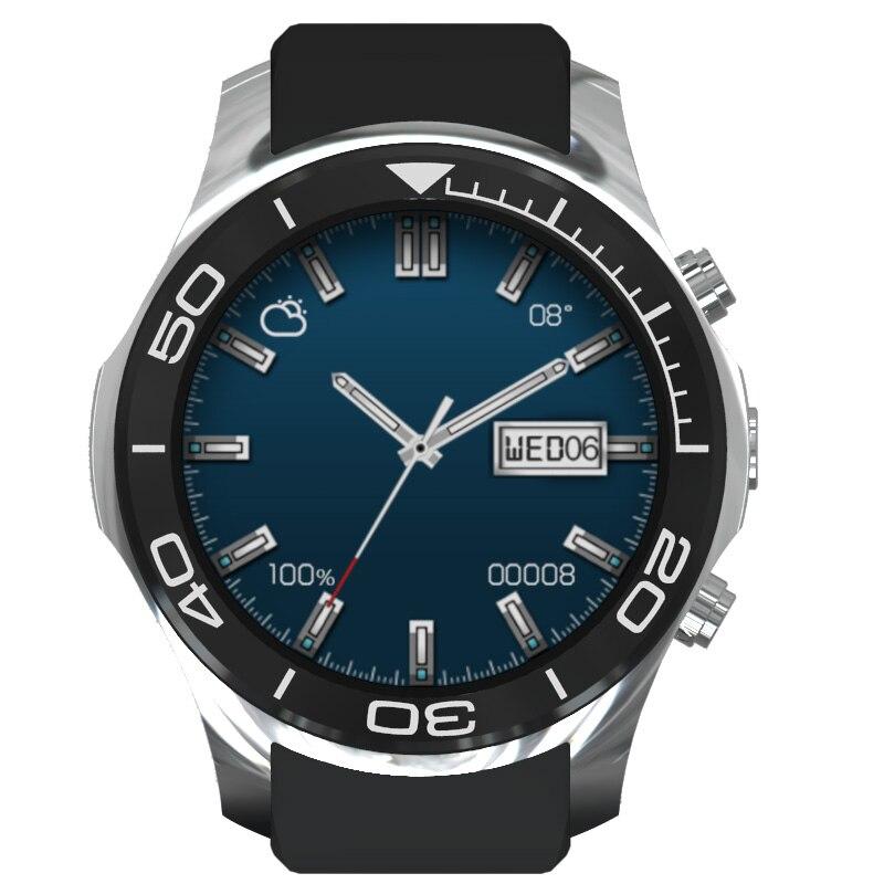 Q7 3G SIM Bluetooth Smart Watch Men GPS Tracker Smart Wristband Heart Rate Health Smart Watch