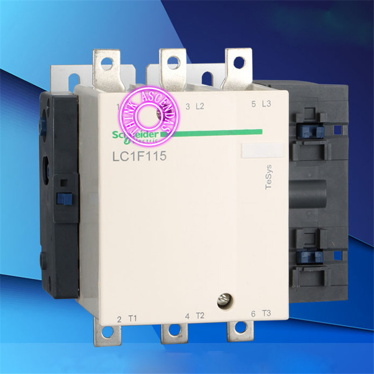 LC1F Series Contactor LC1F115 LC1F115Q7C 380V LC1F115R7C 440V LC1F115T7C 480V LC1F115U7C LC1F115W7C LC1F115V7C LC1F115Z7C 21V AC multi function electric lunch box stainless steel tank household pluggable electric heating insulation lunch box