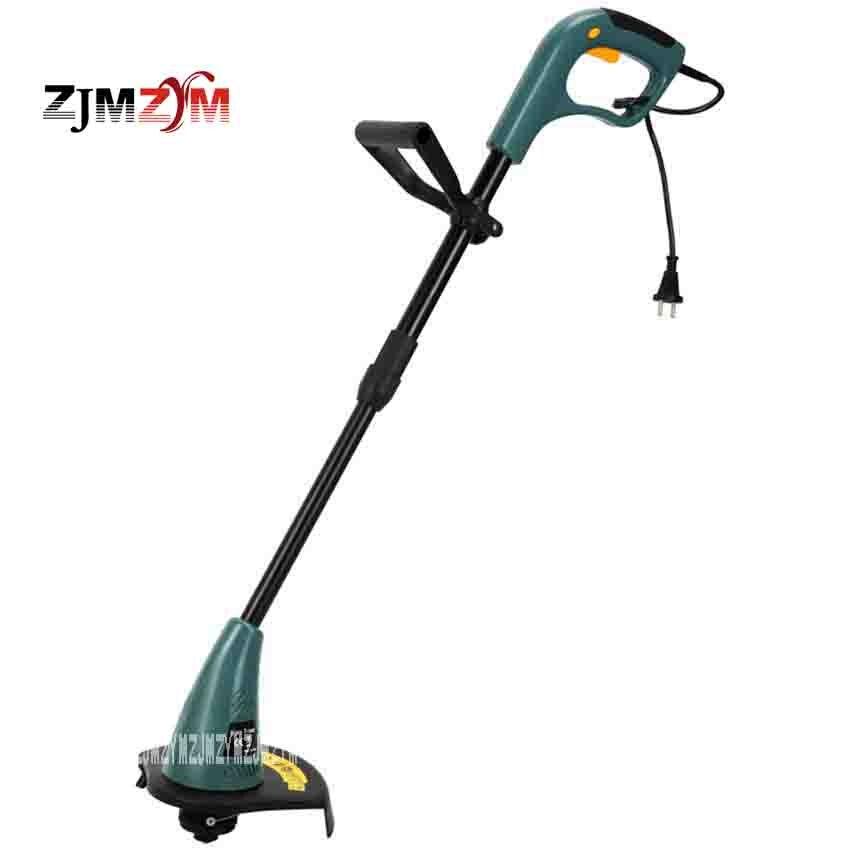 цена на New Arrival Electric Home Lawn Machine ET2605 Lawn Mower Gardening Garden Courtyard Grass Trimmer 350W 10000 r/min 94cm-114cm