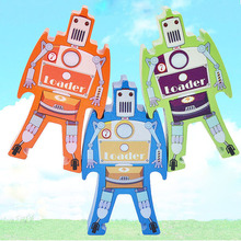 DIY Stacking Robot Owl Game Wooden Balance Toy for Kid Baby Stacked Layer Piles Children Educational Pyramid Children's Toys rainbow puzzle wooden toys bag hemisphere balance game baby balance training toys rainbow toy children s educational toy wooden