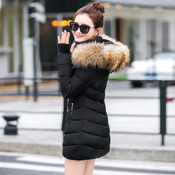 AiiaBestProducts 2018 women winter jacket New parka 1