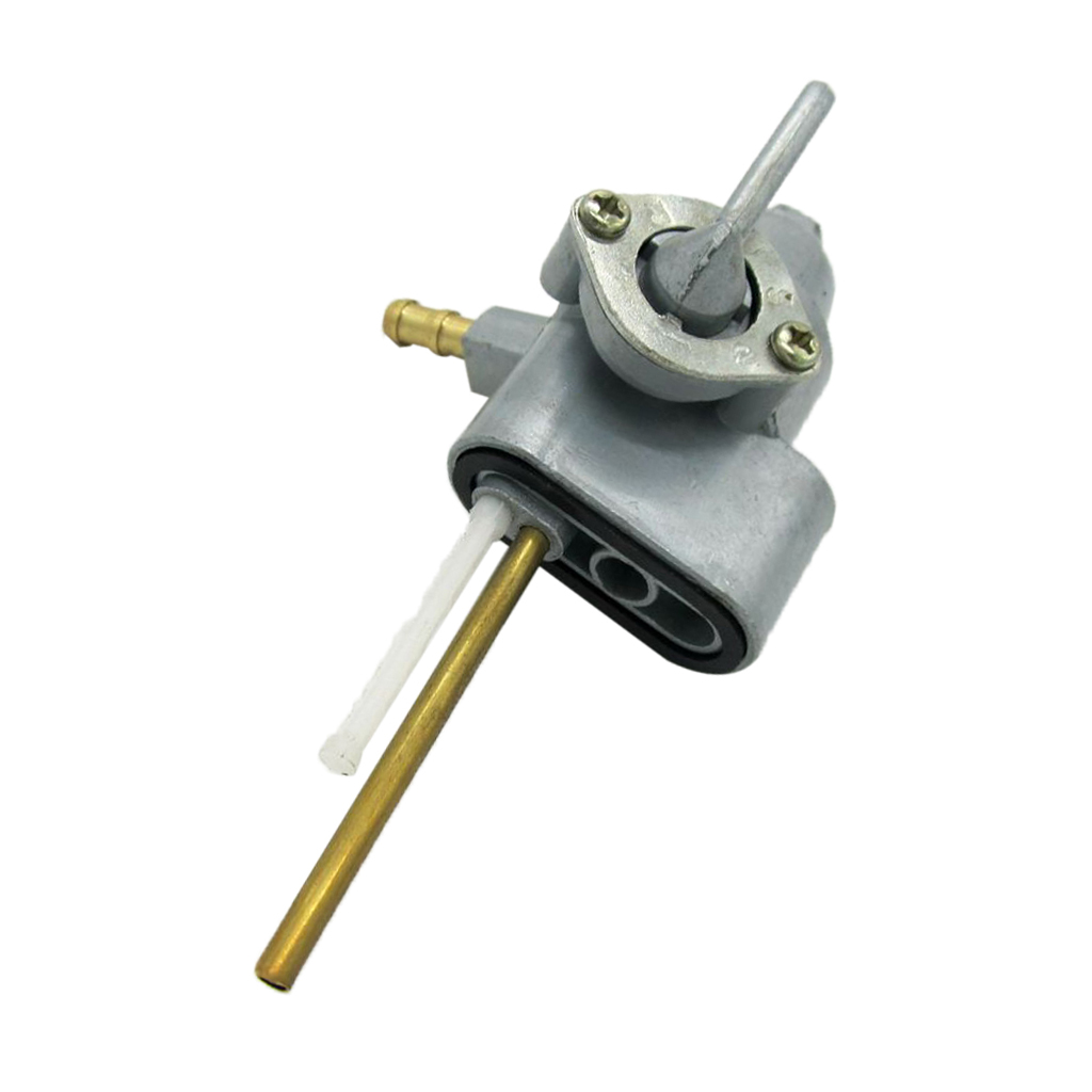 Petrol Fuel Tank Switch Oil Valve Pump Petcock Motorcycle Engine Replacement Part for <font><b>Honda</b></font> XL125 XL250 <font><b>XL350</b></font> CB100 CB125 image