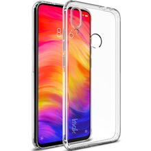 IMAK for Xiaomi Redmi Note 7 Case Cover Airbag Stealth Anti-dropping Soft TPU Back Pro