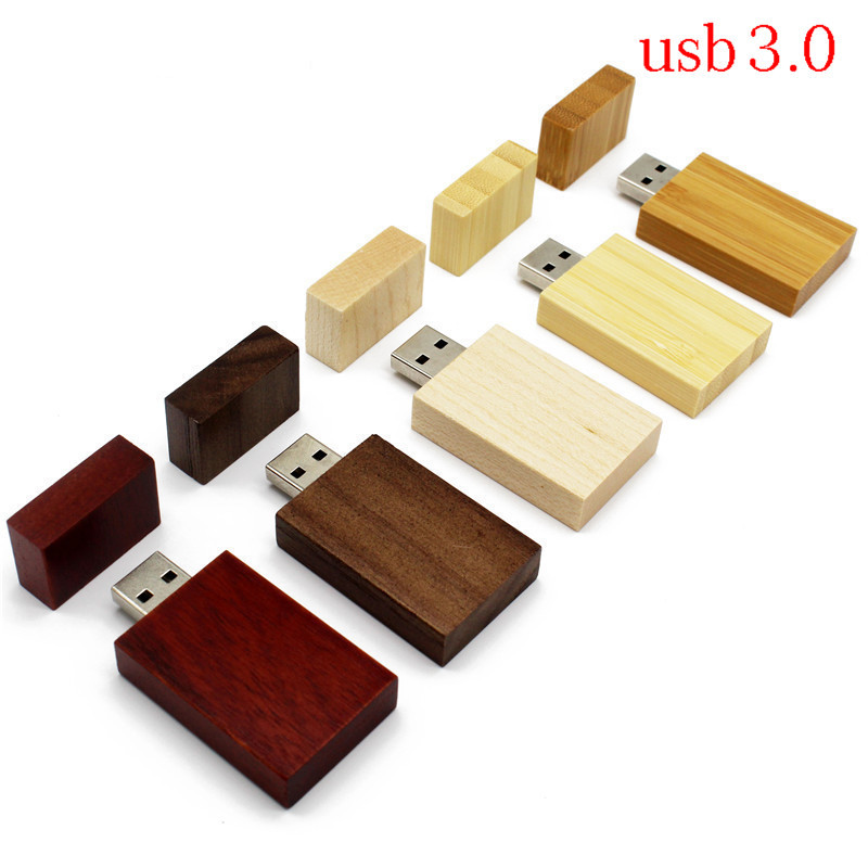 BiNFUL Maple Wood Logo Pendrive 4gb 8gb 16gb 32gb 64gb Usb3.0 Usb Flash Drive