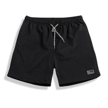 Mens Knee Length Summer Shorts 1