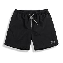 2018 New Fashion Summer Shorts Men Breathable Casual Shorts Mens Bermuda Knee Length Elastic Waist Beach Shorts Male Big Size 88
