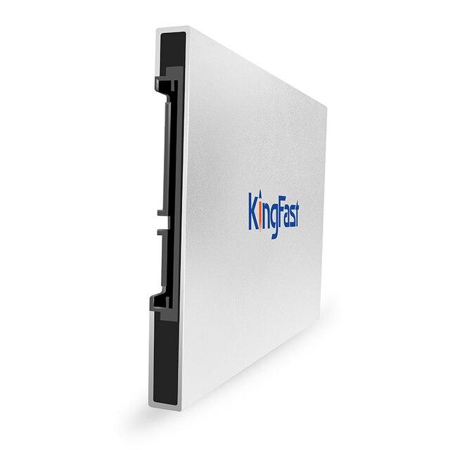 """F6 бренд Kingfast 2.5 """"внутренний 32 ГБ 60 ГБ 128 ГБ SSD Твердотельный Жесткий Диск для ПК портативный Ноутбук desktop SATAIII 6 Гбит/С HD диск"""