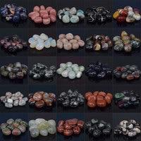 200g Natural Tumbled Gemstone Mixed Stones Supplies for Quartz Crystal Reiki Healing Wicca Energy Fish Tank Aquarium Decor