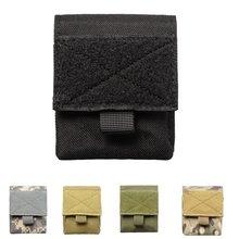 Mini sac de taille militaire Molle, porte-monnaie de l'armée, porte-clés, articles divers utilitaires, pochette chasse randonnée Sports de plein air