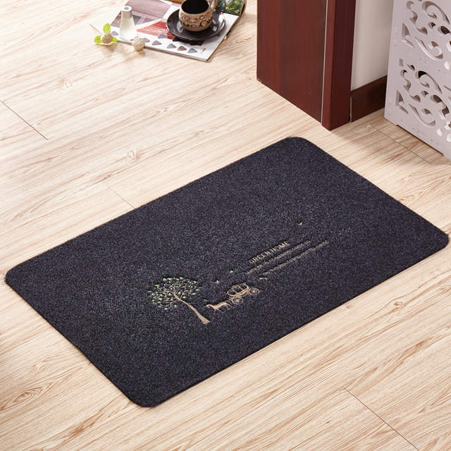 US $6.73 33% OFF|Zeegle Welcome Doormat Outdoor Carpet Absorbent Bathroom  Floor Mats Kitchen Rug Non slip Bedroom Carpet Foot Mat Living Room Rug-in  ...