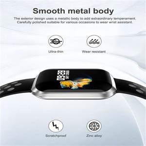 Image 4 - HORUG Smart Band Fitness Bracelet Smart Activity Tracker Bluetooth Smart Wristband Waterproof  Watch Electronic Health Monitor