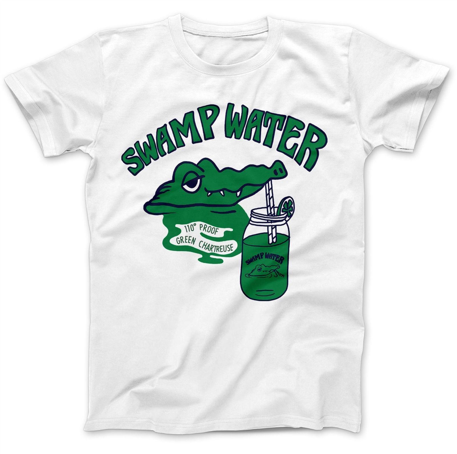 Swamp Water As Worn By Joey T-Shirt 100% Premium Cotton Ramone Printed T Shirt Men Cotton T-Shirt New Style