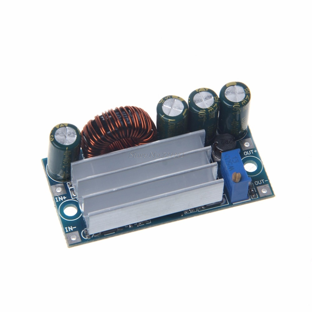 Detail Feedback Questions About Dc Adjustable Voltage Regulator Circuits Apmilifier 5v To 12v Lm2577 Converter Step Up Boost Buck Down At30 4a Integrated On Alibaba