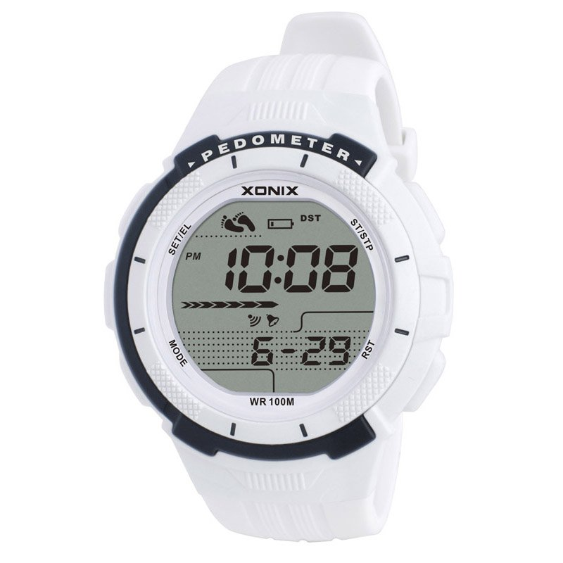 ᗜ LjഃHot!!XONIX Pedometer Calories Women Sports 웃 유 Watches ...