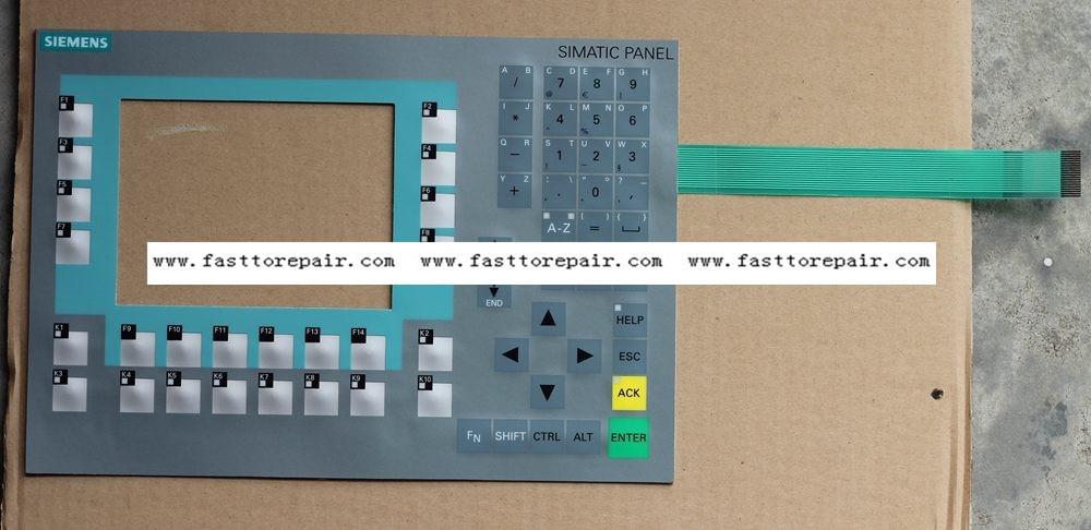 New membrane keypad OP277-6 6AV6643-0BA01-1AX1 for HMI  membrane keypad film for 6av6643 0dd01 1ax1 membrane operate panel