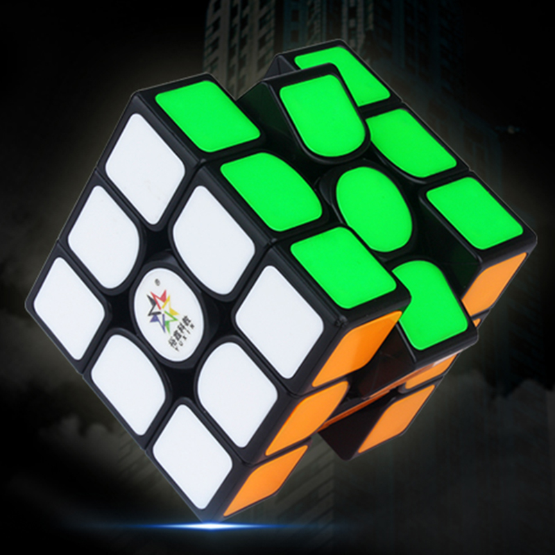 Newest Original YuXin Kylin 3x3x3 V2 M Magnetic 5.7cm Magic Cube Professional Zhisheng 3x3 Speed Cube Educational Toys For Child