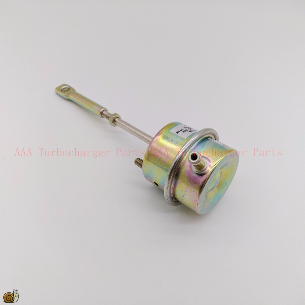 Garrett TB28 121 Turbocharger Actuator Internal Wastegate with pressure data detail Supplier AAA Turbocharger Parts