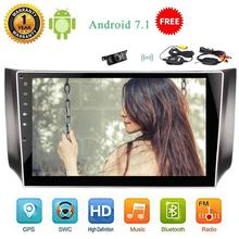 Android 7.1 2Din Car Multimedia CD And DVD Player,Wifi/3G/4G Internet Free External Mic Dual Cam-in with Rear Camera.For Nissan