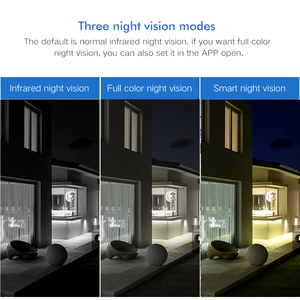 Image 3 - Tuya Smart life WiFi IP Camera 1080P Home Security Outdoor Camera Night Vision Infrared Two Way Audio
