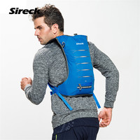 Sireck Running Bag Waterproof Nylon Outdoor Sport Jogging Water Bag Hiking Cycling Hydration Backpack Vest Pack Run Accessories