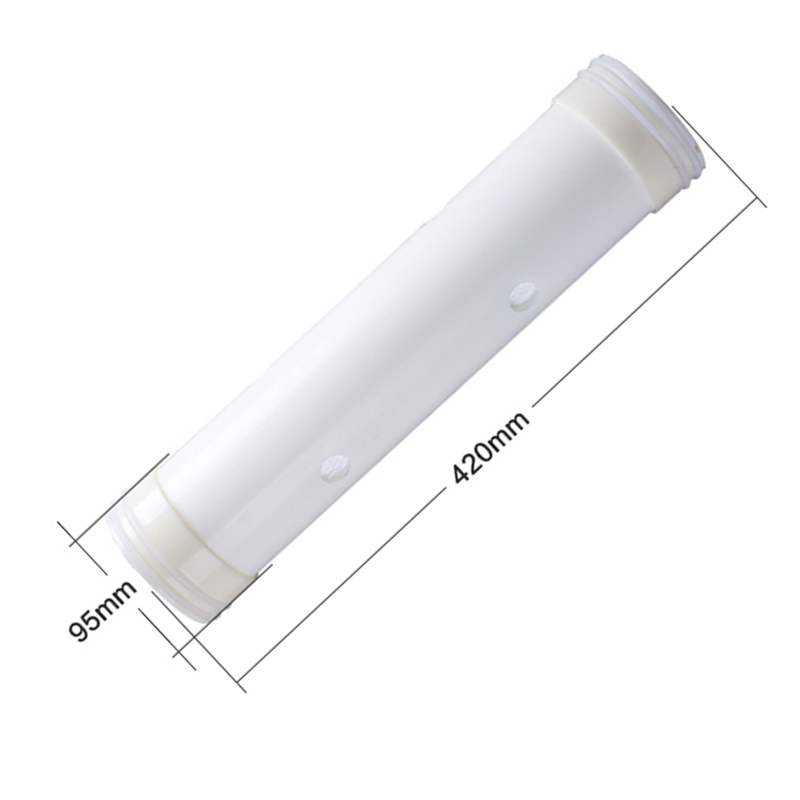 1000L/H Ultrafiltration Membrane Filter 95mm x 420mm Replacement UF Filters Hollow Fiber Membrane For SS304 Water Purifier plug in type uf hollow fiber filter 10 inch ultrafiltration membrane filter for water purifier household pre filtration