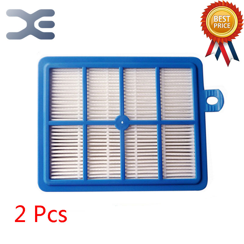 2Pcs Lot High Quality Compatible With For Philips Vacuum Cleaner Accessories Filter FC9088 / 9083/9087 Outlet Filter