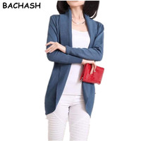 New Style 7 COLORS New Casual Sweater Cardigans Women Soft Skin Care Material Solid Colors High