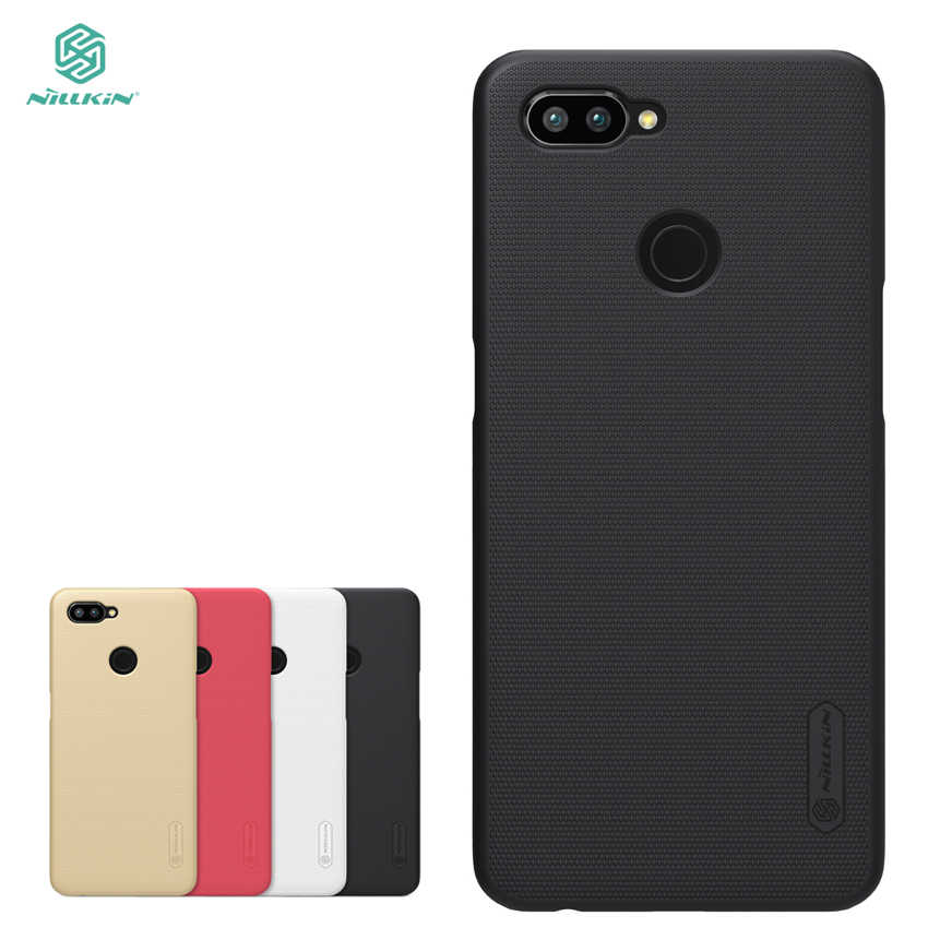 timeless design 10274 4b048 For Oppo Realme 2 pro Case Cover NILLKIN Fitted Cases For Oppo Realme 2 pro  Super Frosted Shield For Oppo Realme 2 pro