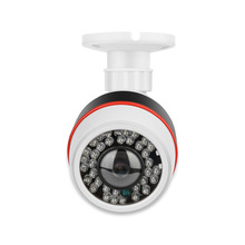 Analog Wide Angle 180 Degree 360 Fisheye Camera 1.7mm 1.56mm Lens 2.0MP 4MP Night Vision AHD Security Bullet