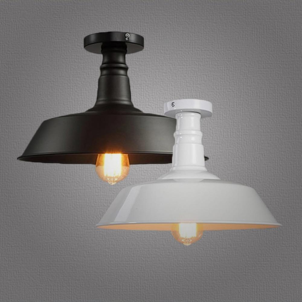 Marocaine ronde vintage plafond lampe moderne plafond lumière loft industriel edison e27 ampoule lustre design cuisine
