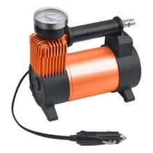 Компрессор автомобильный Sturm! MC8835 (Поршневой безмасляный, прямой привод, рапидное соединение, производительность 35 л/мин, рабочее давление 10 бар, воздушное охлаждение, встроенный манометр)