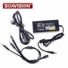 12 v DC 5000mA Adapter do zasilacza dla kamera telewizji przemysłowej
