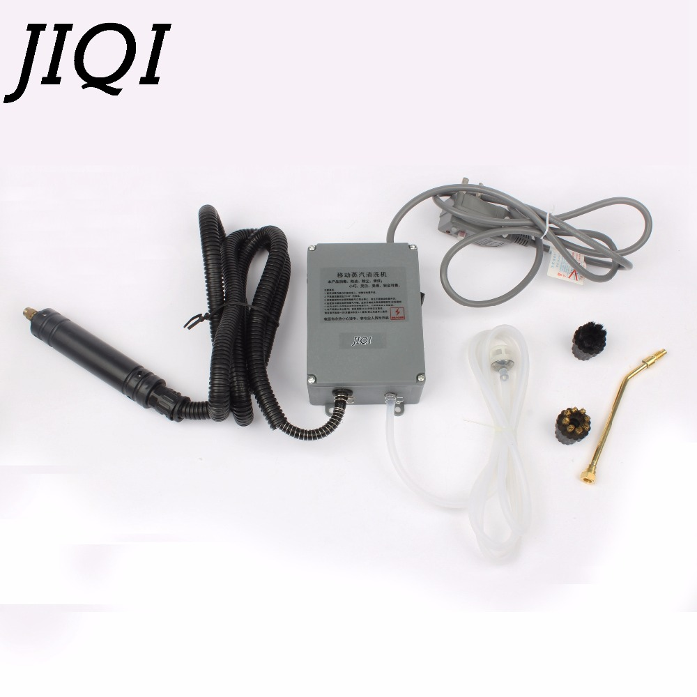 JIQI High temperature pressure cleaning machine steam cleaner handheld Sterilization Disinfector Automatic water pump sterilizer 1400w high temperature steam cleaner mop handheld kitchen steam cleaning machine sc1 household steam cleaner