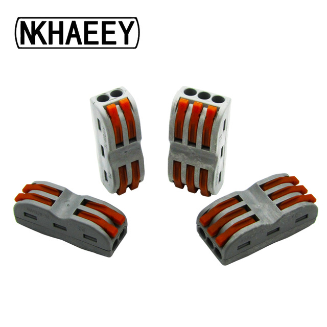 Marvelous Wago Type 10Pcs Electrical Wiring Terminals Household Wire Wiring Digital Resources Unprprontobusorg