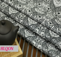 High Quality Imported Jacquard Satin Fabric For Patchwork Wedding Dress Upholstery Sofa Scrapbooking By Meter